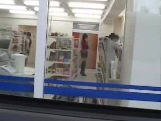 Japanese Teen Tricked And Fucked In Store