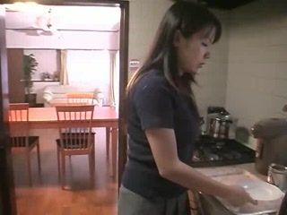 Japanese Mother Fuck Daughters Boyfriend - Uncensored