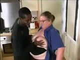 BBW Plump Mature Woman Fucked By Young Black Guy