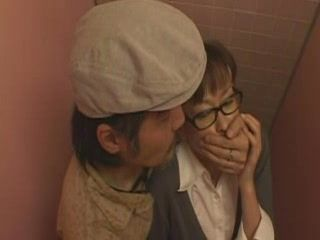 New Japanese Teacher Gets Welcomed In A Toilet By Local Weirdo
