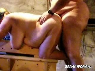 Amateur Fat Granny Fucked By Her Fat Grandpa