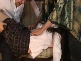 japanese Wife Abused In Front Of Bondage Husband 2