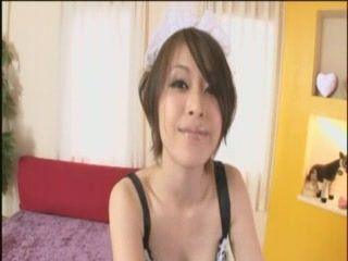 Asian Maid Gives Great Pleasure To Her Boss