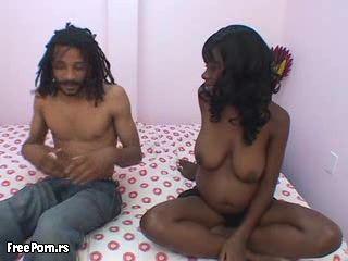 Pregnant Ebony Lady Could Get  Birth
