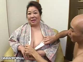 Japanese Granny Needs Money
