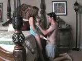 Husband And Wife Bedroom Sex 2