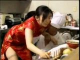 Chef  Blackmailed Japanese  Woman 3