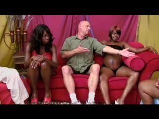 Ebony Pregnant Group Sex