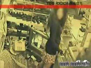 Teen Cashier Caught Stealing On Work