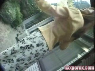 Japanese Boy Caught Best Friends Mom Masturbating