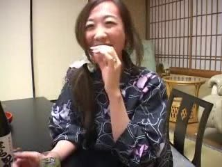 Confused Drunk Japanese Wife