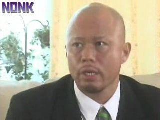 Japanese Housewife Raped by Bald Stranger