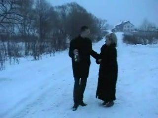 Russian Boy Picked Frozen Mom From The Street