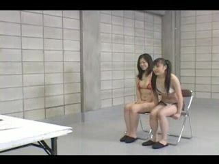 Japanese Show In Swimming Suits