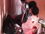 Japanese Kimono Girl Part Two