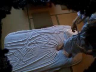Japanese Massage Finished With Sex