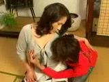 Japanese Boy Seeks Comfort From Stepmom 2