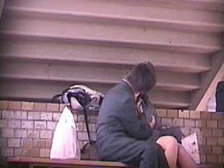 Japanese Teen Sex  On Breakfast Break