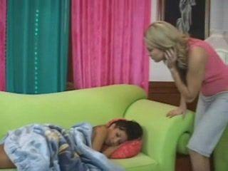 Sleeping Teen Asslicking 2