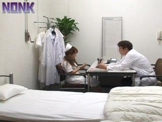 Old Japanese Doctor Taped Abusing and Fucking Newbie Teen Nurse In Night Shift at Hospital