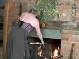 Granny Needs Warming Up