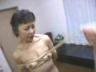 Bondage Japanese Housewife Pussy Cream