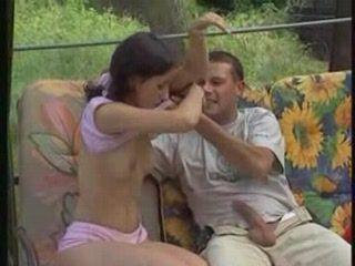 Turkish Teen Swing Outdoor