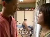 Nephew Fuck Wife Of Uncle In Invalid Chair