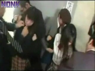 Japanese Schoolgirls Fucked In Toilet By Bunch Of Elder Guys - Fuck Fantasy