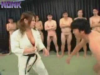 Japanese Karate Fuck