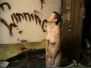 Real Humiliation In Abandoned house