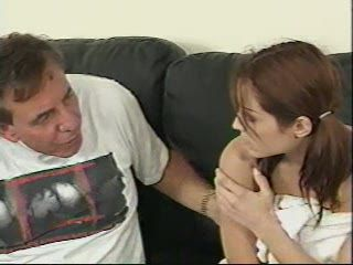 Dad Gets Caught Sniffing Panties By Daughters Friend