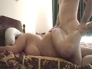 Amateur Chubby Girl Fucked By her Skinny Boyfriend - Homemade Porn
