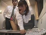 Japanese Train Hostess Teen Fulfil All Wishes Of Old Perverted Passenger