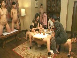 Japanese Naked Furniture