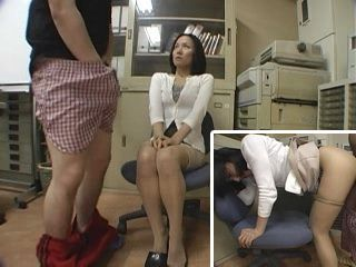 To Asian MILF On Secretary Job Interview Explained What Her Duties Will Be