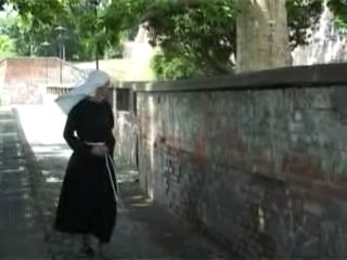 Nun Gets Fucked On Her Way Home From Monastery - Fuck Fantasy