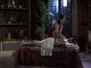 Asian Milf Gives Thai Massage To American Tourist