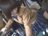 Japanese Schoolgirl Fucked In School Bus By Teacher