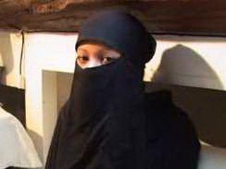 Frightened Muslim Girl Masturbate