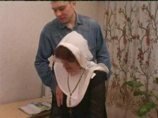 Nun Fucked By Two Teen Boy
