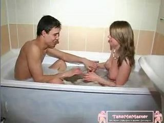Bathing With Stepbrother is So Wrong
