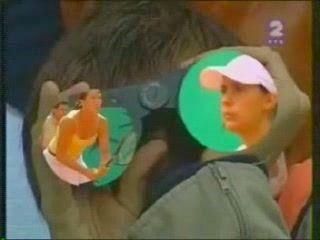 World Tennis Racquet No 1 In An Odd Situation