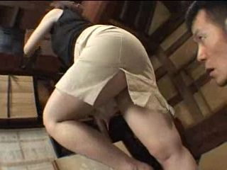 Helping Neighbors MILF Wife To Sort Things Out At Basement End Up With Fuck