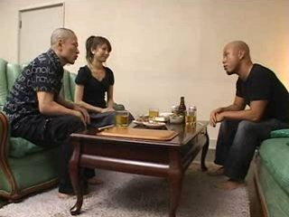 Housewife Gets Fucked By Husbands Drunk Friends