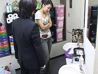 Teen Gets Fucked By Boss After her Night Shift Was Over