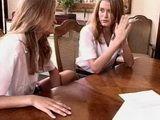 Teen Begs Tween Sister To Help Her Pass Exam