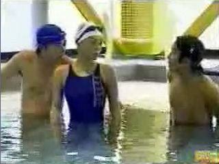 Bad Day For Swimming Instructor