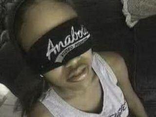 Daddy Fuck Tied Eyes Ebony Teen