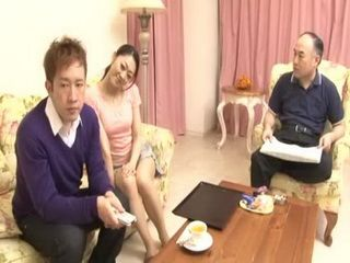 Japanese Mom Can't Control Sympathies To Teen Guest